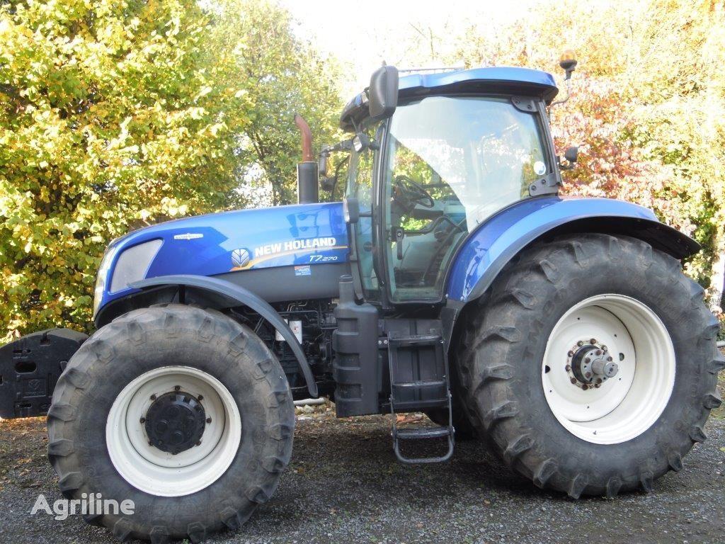 трактор колесный NEW HOLLAND T7070 AC