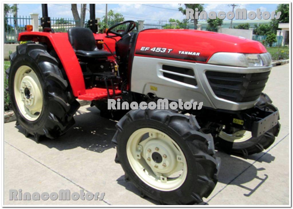 трактор колесный YANMAR GR453DT