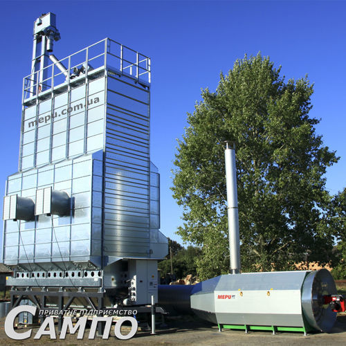 новая зерносушилка Mepu M5-51