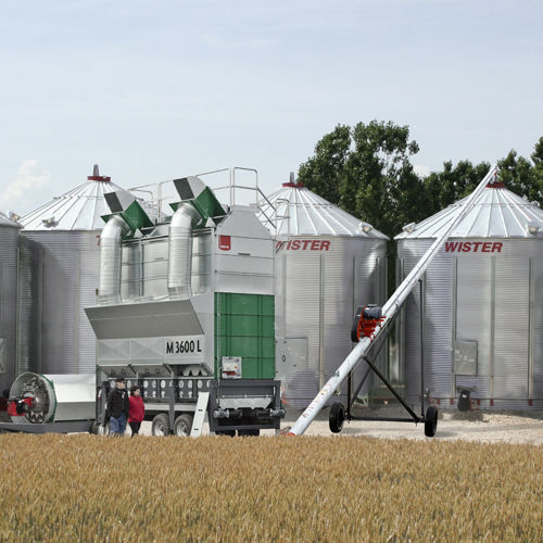 зерносушилка Мобильные вакуумные зерносушилки MEPU серии L