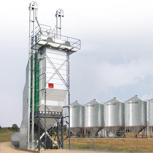 зерносушилка Поточные зерносушилки MEPU серии CF