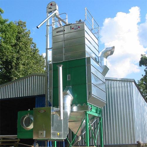 новая зерносушилка Стационарные зерносушилки MEPU серии RCW-junior