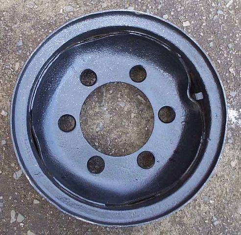 диск колесный для погрузчика 8,25-15