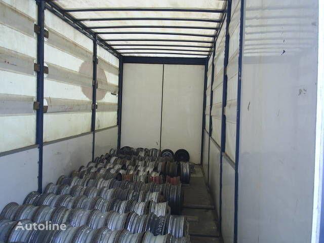грузовой диск колесный MAN 15.224