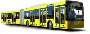 сочлененный автобус МАЗ 215
