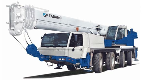 автокран TADANO Faun ATF65G-4