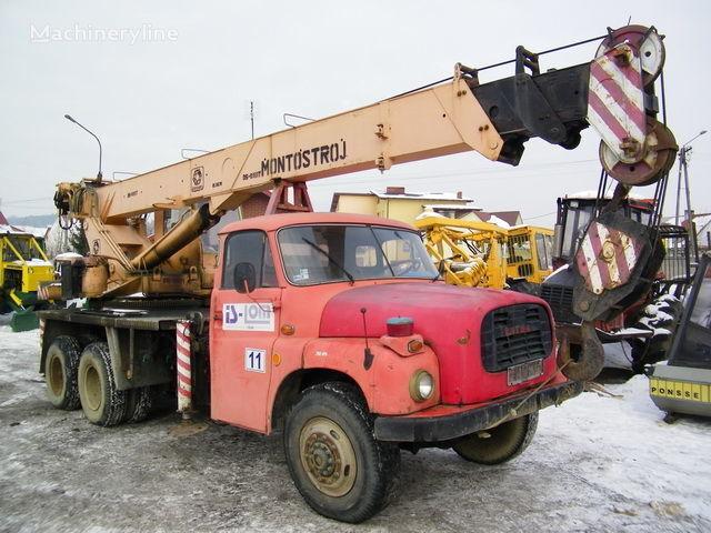 автокран BUMAR GŁOGÓW на шасси TATRA T 148 Samojezdny