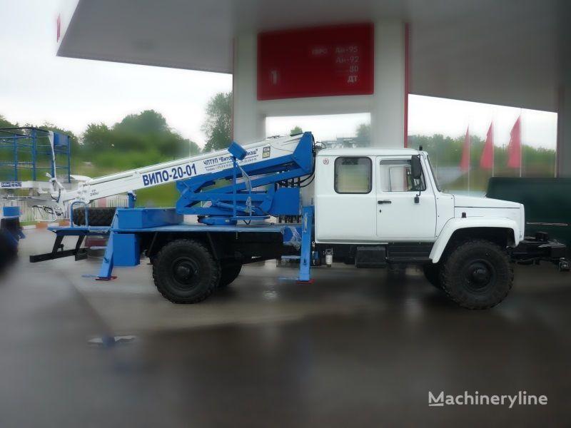 автовышка ГАЗ Садко