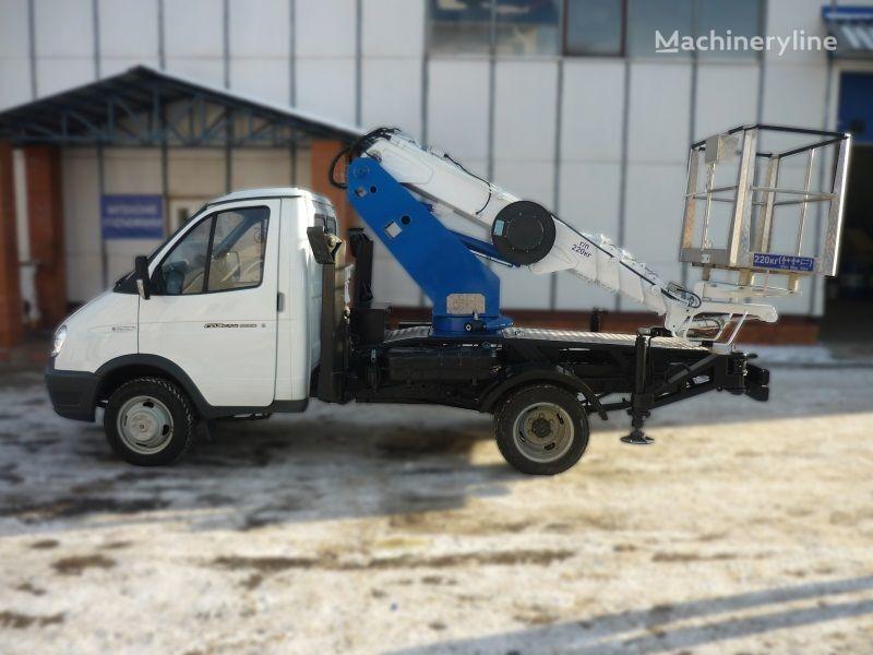 автовышка ГАЗ ВИПО-12т на базе ГАЗЕЛЬ
