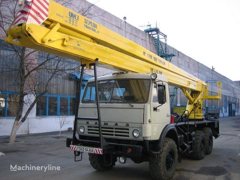 автовышка МАЗ ВС—22-01