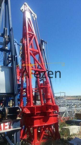 башенный кран SAEZ s 52 opcion base