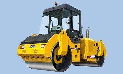 новый дорожный каток XCMG XD111