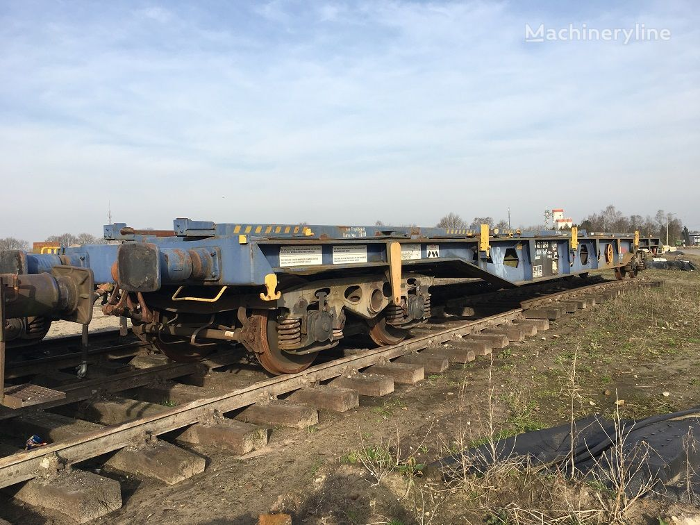 экскаватор на рельсовом ходу RAIMONDI Railwagons for containers