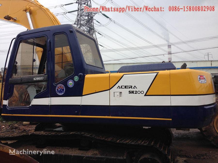 гусеничный экскаватор KOBELCO SK200-3