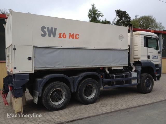 ресайклер WIRTGEN Spreader Streumaster SW 16 MC