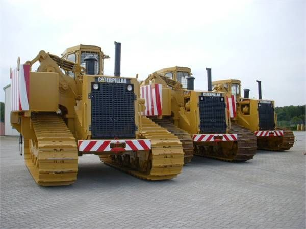 трубоукладчик CATERPILLAR 589 pipelayer