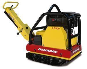 новая виброплита DYNAPAC LG500