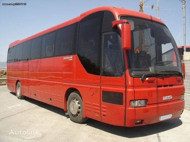 туристический автобус IVECO GREEK LICENCE + EUROCLASS HDH