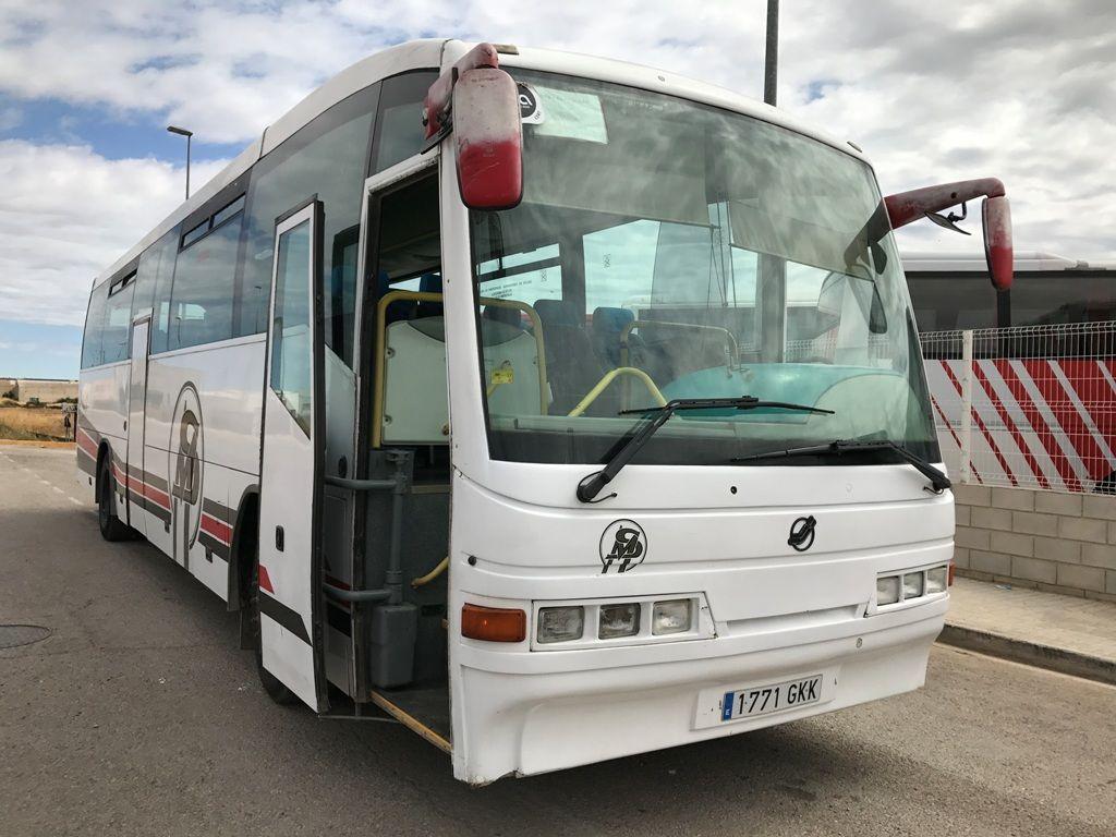 туристический автобус MERCEDES-BENZ O404