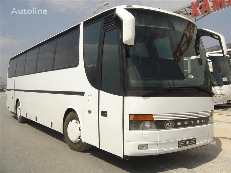 туристический автобус SETRA S 315 HD 55ss