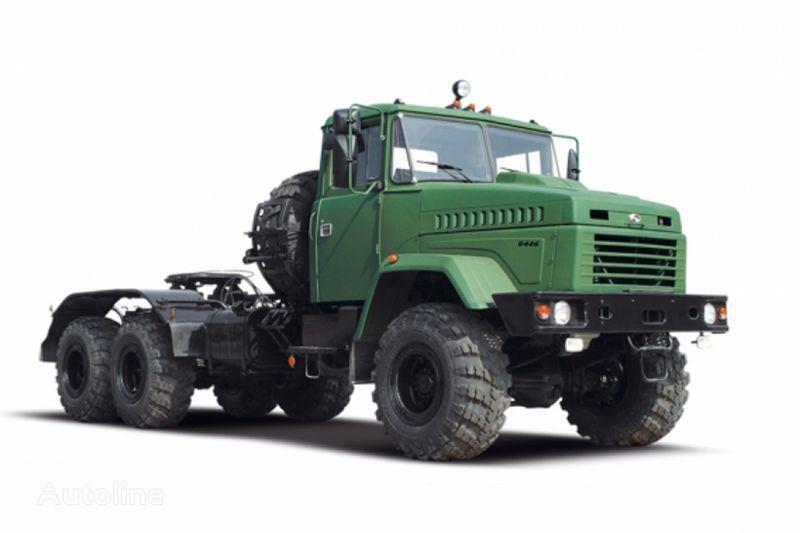 тягач КРАЗ 6446 тип 1