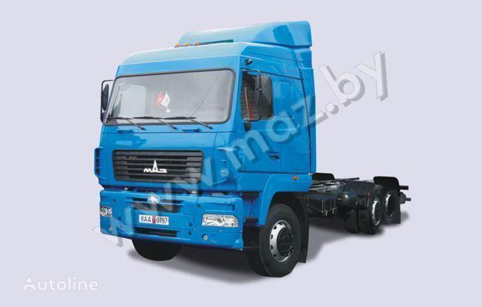тягач МАЗ 6310