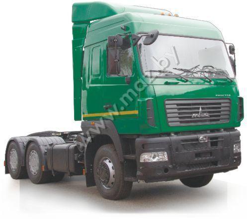 новый тягач МАЗ 643019-1420-020 (-021)