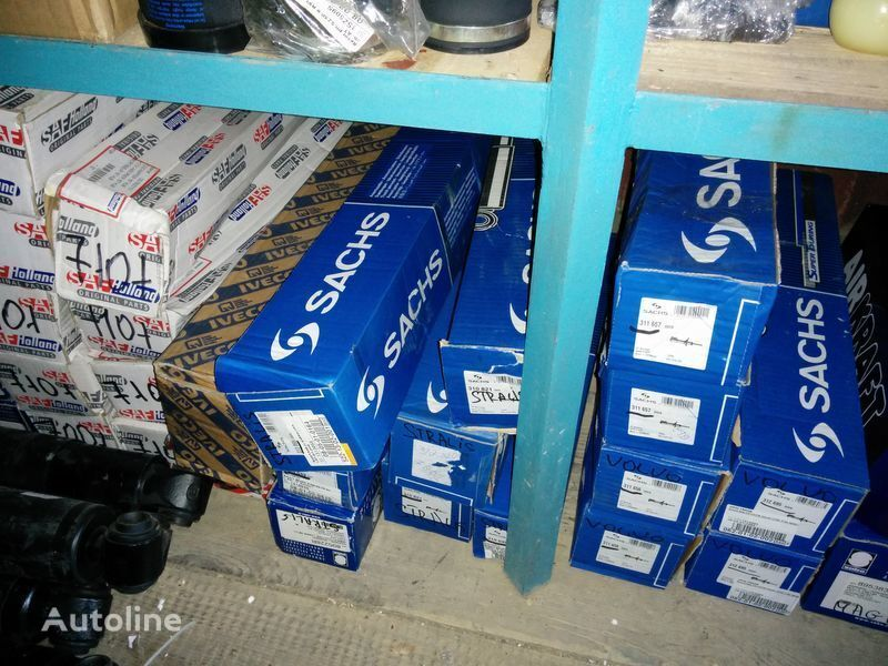 новый амортизатор IVECO 41225418 41272149 21229934 2376007001 2376007101 1008054 1086690 для тягача IVECO