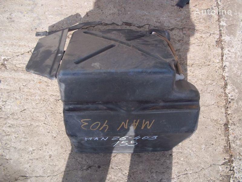 бачок омывателя для грузовика MAN 19, 26, F2000