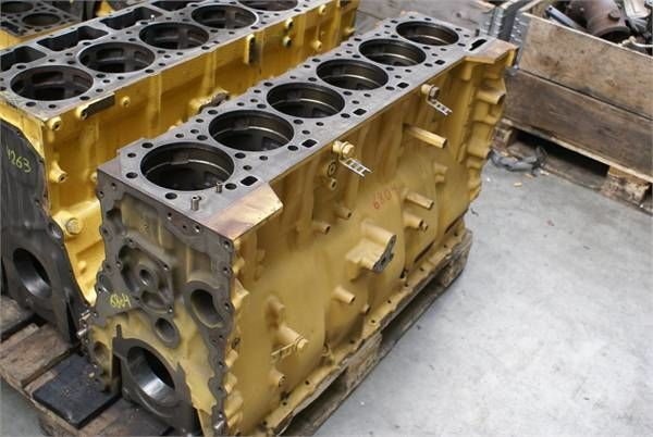 блок цилиндров для другой спецтехники CATERPILLAR C18 BLOCK