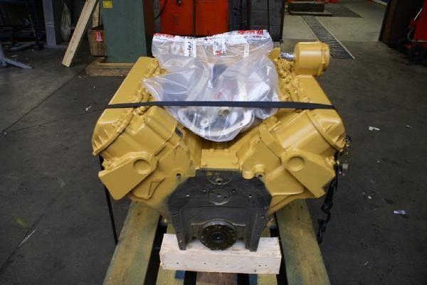 блок цилиндров CATERPILLAR LONG-BLOCK ENGINES для экскаватора CATERPILLAR LONG-BLOCK ENGINES