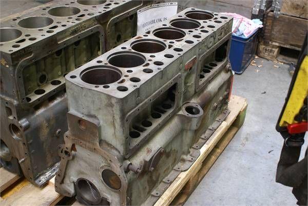 блок цилиндров для другой спецтехники DAF 615 BLOCK
