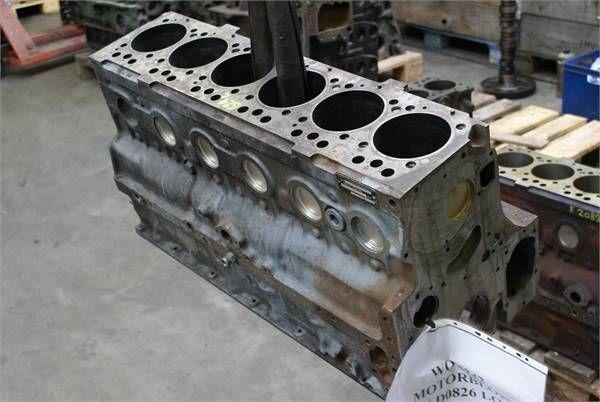 блок цилиндров MAN D0826 LOH 18BLOCK для другой спецтехники MAN D0826 LOH 18BLOCK