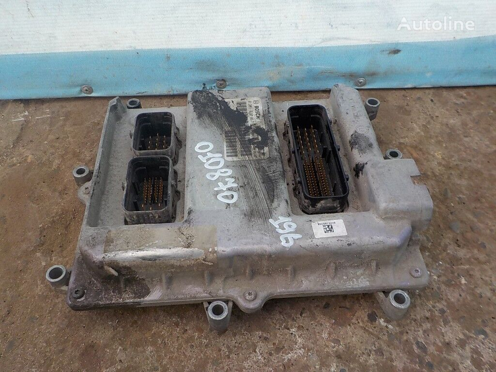 блок управления  MAN двигателем для грузовика