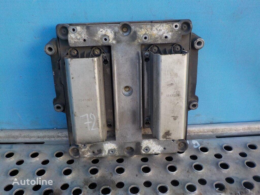 блок управления  Блок управления двигателем (ECU EMS) DC1210L01/ЕВРО4/340Л.С./HPI (Scania) для грузовика
