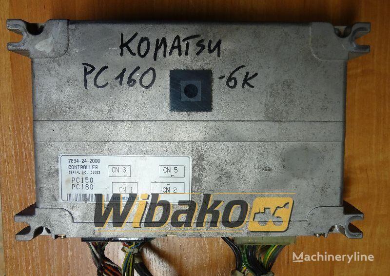 блок управления Computer Komatsu 7834-24-2000 для другой спецтехники 7834-24-2000