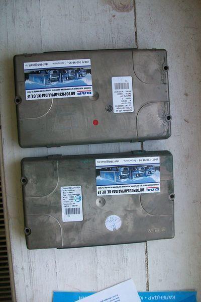 блок управления DAF 1364166 Siemens для тягача DAF