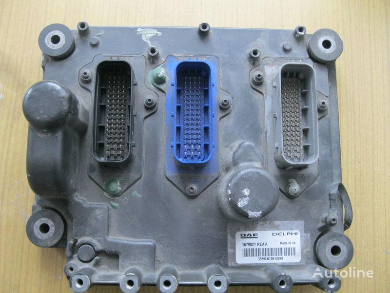 блок управления DAF KOMPUTER STEROWNIK SILNIKA для тягача DAF XF 105 / CF 85