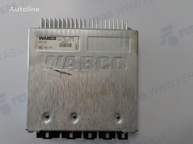 блок управления  WABCO  EBS 4461350380, 4461350390, 4461350170,  1650470, 1601000, 1454700, для тягача DAF XF