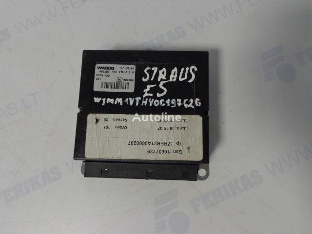 блок управления  WABCO ECAS control unit  4461702110, 4461702010, 4461702020, 4461702120 для тягача IVECO STRALIS