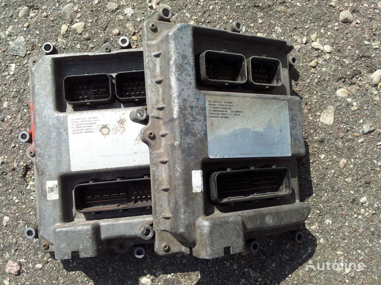 блок управления  IVECO EURO5 420PS ECU 0281020048 engine computer EDC set (EDC, VCM, chip), 504122542, VCM-ELEKTRONIK 4462700020 для тягача IVECO STRALIS