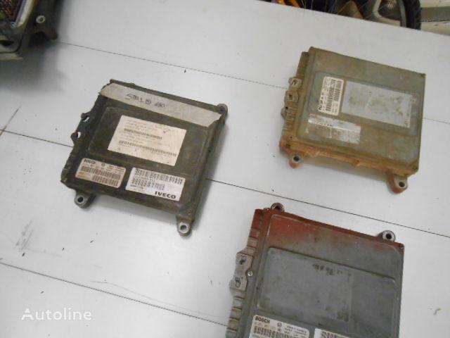 блок управления  EDC Bosch 0281001527 для грузовика IVECO Stralis/Trakker Euro3 Cursor 10 Cursor 13
