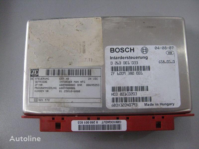 блок управления  Bosch BOSCH для грузовика MAN