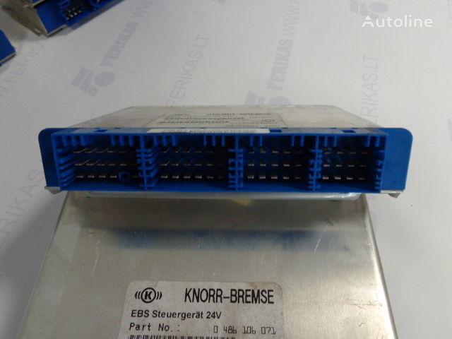 блок управления  KNOR-BREMSE EBS Steuergerat 24V 0486106027,0486106052,0486106041,0486106071, 81258087057 для тягача MAN