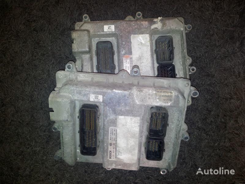 блок управления MAN engine computer EDC 440PS D2066LF36 ECU BOSH 0281020067 EURO4, 5 для тягача MAN TGX