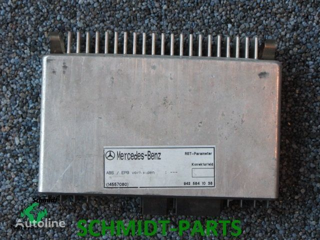 блок управления MERCEDES-BENZ A 000 446 06 15 ABS Regeleenheid для тягача MERCEDES-BENZ