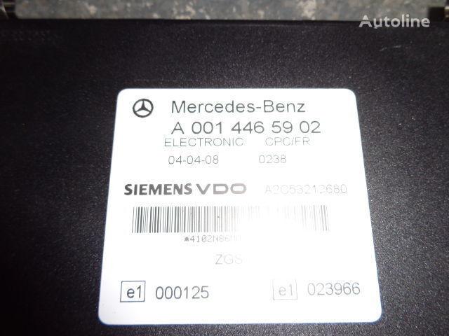 блок управления MERCEDES-BENZ MP2, MP3, MP4, FR control unit ECU 0014465902, 0004461346 для тягача MERCEDES-BENZ Actros