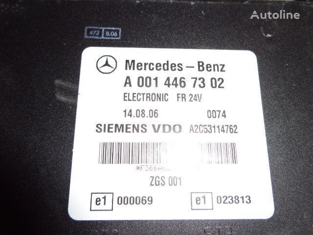 блок управления MERCEDES-BENZ MP2, MP3, MP4, FR control unit ECU 0014467302, 0014467302 для тягача MERCEDES-BENZ Actros