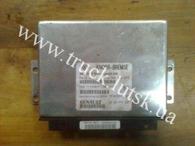 блок управления  Knorr-Bremse 0486104049 для грузовика RENAULT