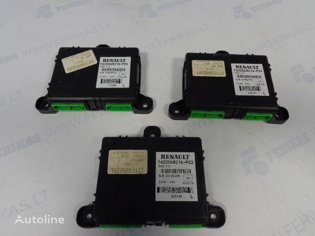 блок управления  ECS III ,7420569216,7420569216,7420569216-P05 для тягача RENAULT